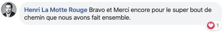 Témoignage Henri de la Motte Rouge - Coaching webmarketing Gaétan d'Yvoire